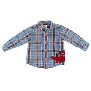 GYMBOREE shirt, boy's size 2T